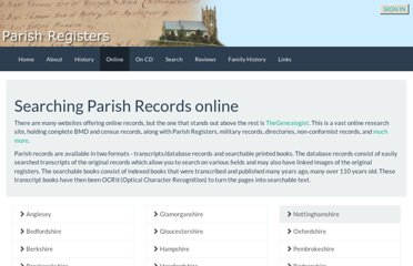 http://www.parishregister.co.uk/onlinesub.php