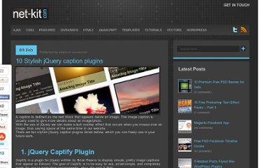 http://www.net-kit.com/10-jquery-caption-plugins/