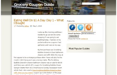 http://www.grocerycouponguide.com/articles/eating-well-on-1-a-day-day-1-what-i-bought/