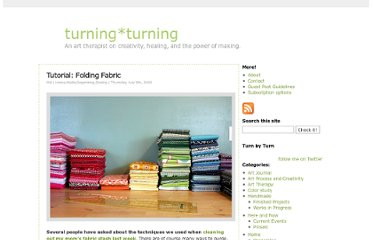 http://turningturning.com/tutorial-folding-fabric/