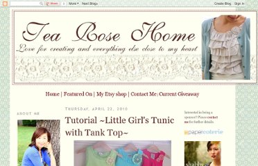 http://tearosehome.blogspot.com/2010/04/tutorial-little-girls-tunic-with-tank.html