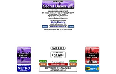 http://www.secret-bases.co.uk/secret.htm