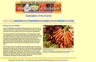 http://www.carrotmuseum.co.uk/cultivation.html