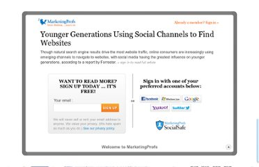 http://www.marketingprofs.com/charts/2011/4514/younger-generations-using-social-channels-to-find-websites