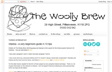 http://www.thewoollybrew.co.uk/2011/02/intarsia-very-beginners-guide-in-10.html