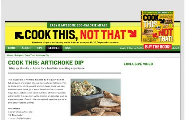 http://cookthis.menshealth.com/recipes/cook-artichoke-dip