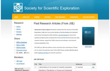 http://www.scientificexploration.org/journal/articles.html