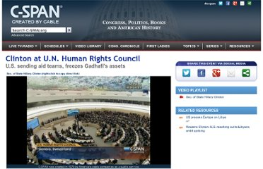 http://www.c-span.org/Events/Clinton-at-UN-Human-Rights-Council/10737419867-1/