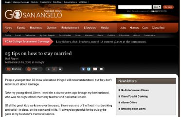 http://www.gosanangelo.com/news/2008/mar/16/25-tips-on-how-to-stay-married/