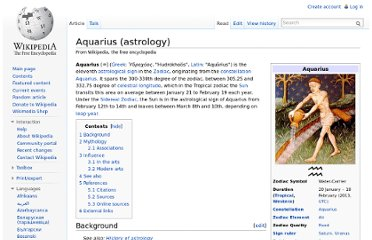 http://en.wikipedia.org/wiki/Aquarius_(astrology)