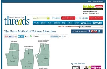 http://www.threadsmagazine.com/item/5053/the-seam-method-of-pattern-alteration