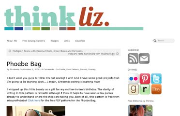 http://thinkliz.com/2009/10/05/phoebe-bag/