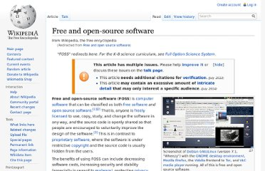 http://en.wikipedia.org/wiki/Free_and_open_source_software