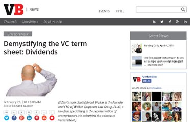 http://venturebeat.com/2011/02/28/demystifying-the-vc-term-sheet-dividends/