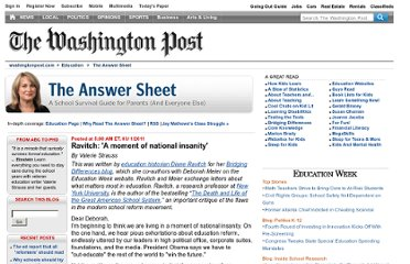 http://voices.washingtonpost.com/answer-sheet/diane-ravitch/ravitch-a-moment-of-national-i.html