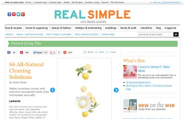 http://www.realsimple.com/home-organizing/cleaning/all-natural-cleaning-solutions-00000000011547/index.html