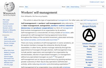 http://en.wikipedia.org/wiki/Workers%27_self-management