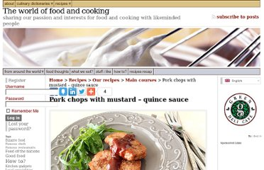 http://sharemykitchen.com/recipes/my-recipes/main-courses/pork-chops-with-mustard-quince-sauce/