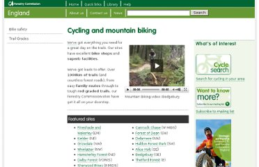 http://www.forestry.gov.uk/england-cycling