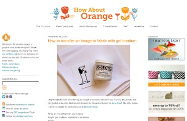http://howaboutorange.blogspot.com/2010/11/how-to-transfer-image-to-fabric-with.html