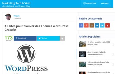 http://www.vincentabry.com/telecharger-themes-wordpress-gratuits-11085