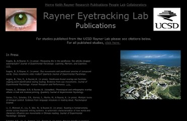 http://raynerlab.ucsd.edu/Publications.html