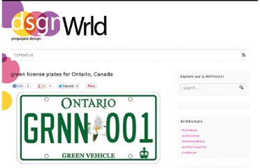 http://www.dsgnwrld.com/green-license-plates-for-ontario-canada-13912/