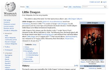 http://en.wikipedia.org/wiki/Little_Dragon