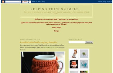 http://socksandmittens.blogspot.com/2010/11/reusable-knitted-coffee-cup-cozy.html