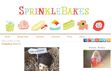 http://www.sprinklebakes.com/2009/10/hedgehog-how-to.html