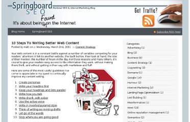 http://www.springboardseo.com/seo-blog/content-strategy/10-steps-to-writing-better-web-content/