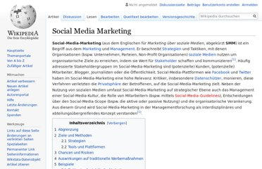 http://de.wikipedia.org/wiki/Social_Media_Marketing
