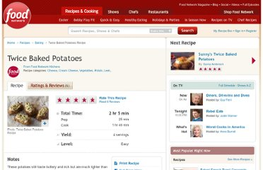 http://www.foodnetwork.com/recipes/food-network-kitchens/twice-baked-potatoes-recipe2/index.html