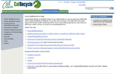 http://www.calrecycle.ca.gov/Greenbuilding/