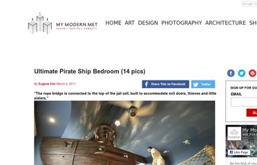http://www.mymodernmet.com/profiles/blogs/ultimate-pirate-ship-bedroom