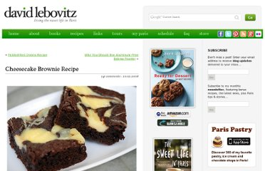 http://www.davidlebovitz.com/2008/10/cheesecake-brownies/