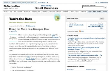 http://boss.blogs.nytimes.com/2010/11/23/doing-the-math-on-a-groupon-deal/