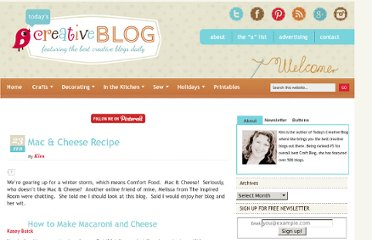 http://todayscreativeblog.net/mac-cheese-recipe/