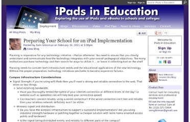 http://ipadeducators.ning.com/profiles/blogs/preparing-your-school-for-an