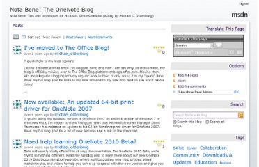 http://blogs.msdn.com/b/michael_oldenburg/