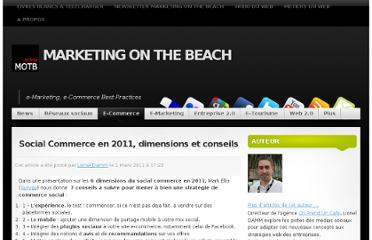 http://www.marketingonthebeach.com/social-commerce-en-2011-dimensions-et-conseils/