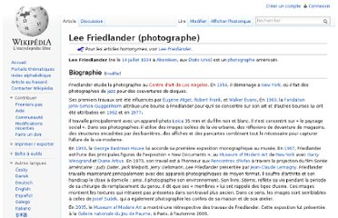http://fr.wikipedia.org/wiki/Lee_Friedlander_(photographe)