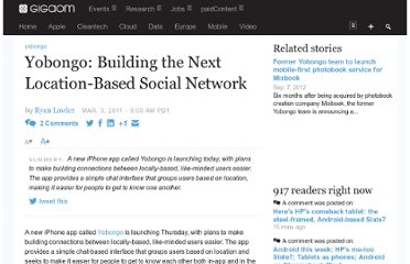 http://gigaom.com/2011/03/03/yobongo-building-the-next-location-based-social-network/