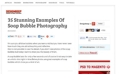 http://designbeep.com/2011/02/17/35-stunning-examples-of-soap-bubble-photography/