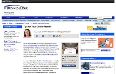 http://www.itbusinessedge.com/cm/blogs/hall/tips-for-your-online-resume/?cs=45744