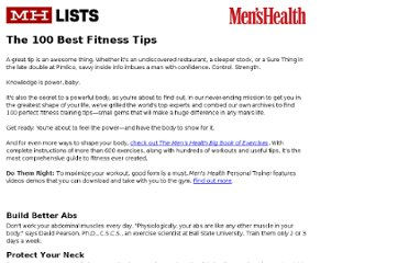 http://www.menshealth.com/mhlists/100-best-fitness-tips/printer.php