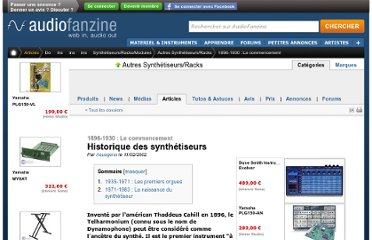 http://fr.audiofanzine.com/synthe-rack-divers/editorial/dossiers/historique-des-synthetiseurs.html