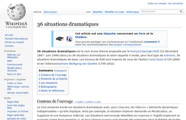 http://fr.wikipedia.org/wiki/36_situations_dramatiques