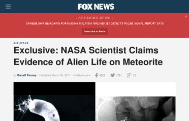 http://www.foxnews.com/scitech/2011/03/05/exclusive-nasa-scientists-claims-evidence-alien-life-meteorite/