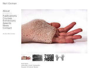 http://web.media.mit.edu/~neri/site/projects/carpalskin/carpalskin.html